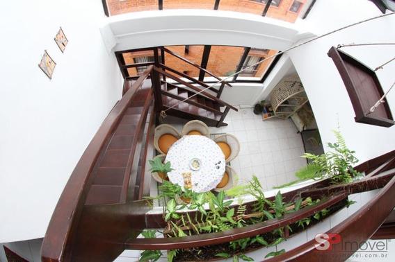 Apartamento Cobertura Para Venda Por R$650.000,00 - Balneário Cidade Atlântica, Guarujá / Sp - Bdi18945