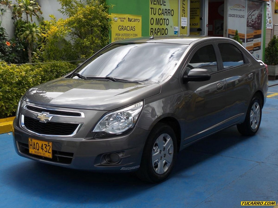 Chevrolet Cobalt Lt Mt 1.8 Aa