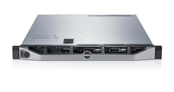 Servidor Dell R420 - 2 Hd De 2 Tb - 1 Xeon 8 Cores