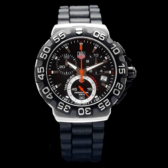 Tag Heuer Formula 1 Chronograph Black 41mm