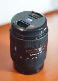 Lente Sony Carl Zeiss 16 80