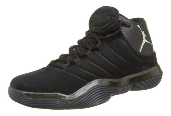 Tenis Air Jordan Super Fly Blackout 921203-010 Original Eg