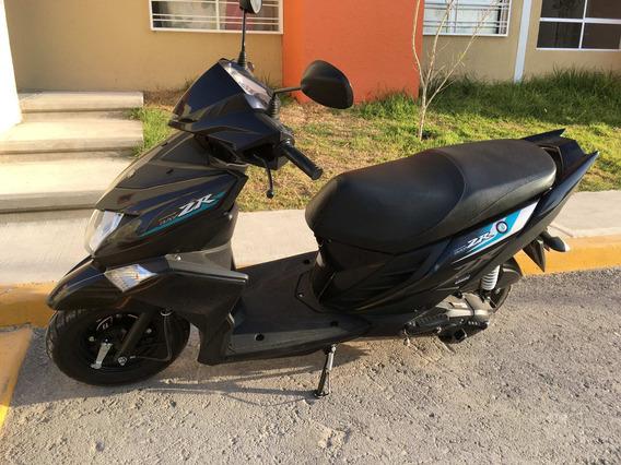 Yamaha Ray Z Negra Única