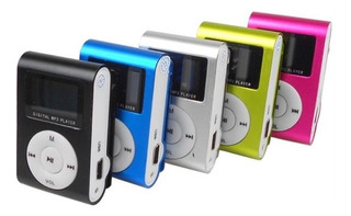 Reproductor Mp3 Con Cables Usb S/radio
