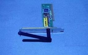 Placa De Rede Wireless Comtac