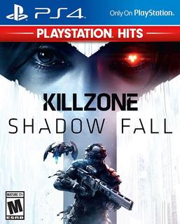 Killzone Shadow Fall Ps4 Nuevo Fisico Sellado