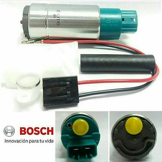 Bomba Gasolina Bosch (18 Verdes)tipo Pila Universal Original