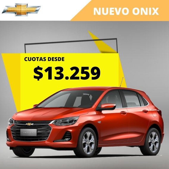 Chevrolet Nuevo Onix 1.2 Ls 5p