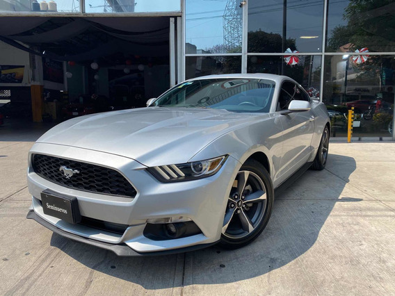 Ford Mustang 3.7 Coupe V6 At 1381 Mm 2015
