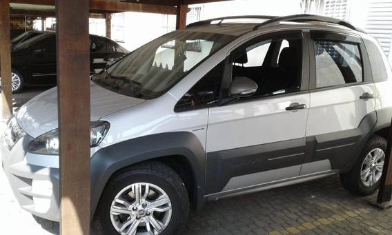 Fiat Idea Adv 1.8 Mpi 16v Dualogic 2015 Prata