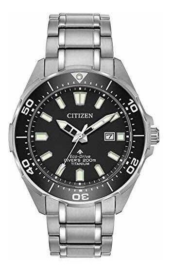 Relógio Citizen Eco Drive Titanium Diver Bn0200-56e