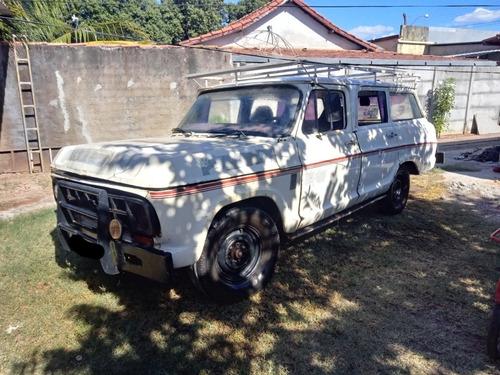 Chevrolet Gm Veraneio C 1410