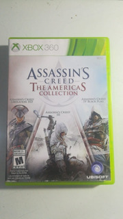 Assassins Creed America Collection Xbox 360 Lenny Star Games