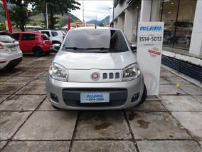 Fiat Uno Uno Vivace 1.0 8v (flex) 4p