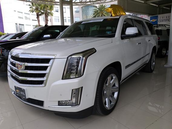 Cadillac Escalade 2017 ¡ Promo Desde Un 5% De Descuento !