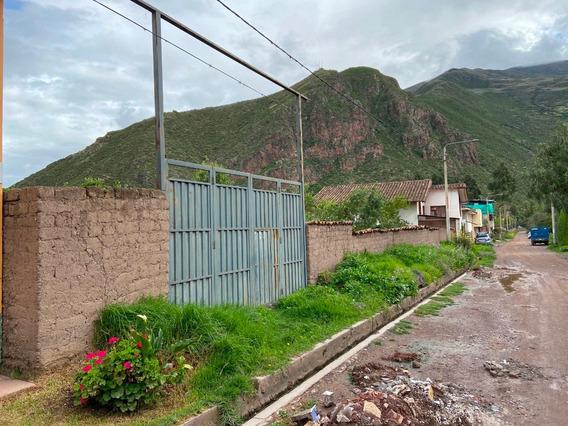 Terreno En Alquiler Prolongación Tomas Payne 5 Calca Cuzco