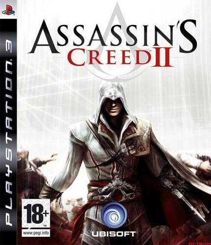 Jogo Assassins Creed Ii 2 Playstation 3 Ps3 Mídia Física Ac2