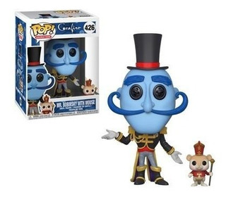 Funko Pop! - Coraline - Mr. Bobinsky With Mouse (32825) 426