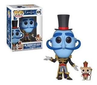 Funko Pop! - Coraline - Mr. Bobinsky With Mouse (32825) 426