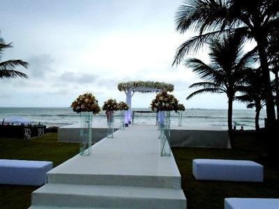 Guaruja - Casa Para Festas - Realize Seu Sonho De Casar Na Praia. - Ca00028 - 3243656