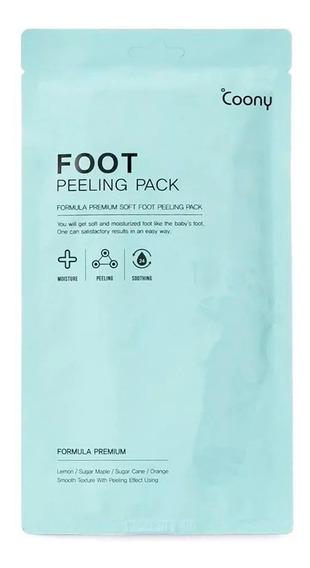Mascarilla Coony Peeling Pack Formula Pies Renovados