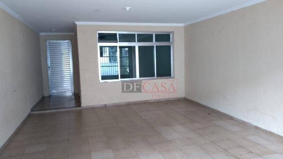 Sobrado Com 3 Dormitórios Para Alugar, 180 M² Por R$ 1.600/mês - Itaquera - São Paulo/sp - So3163