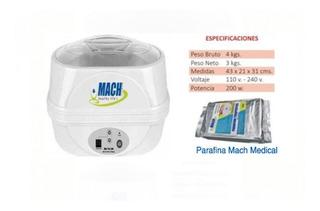 Parafinero Mach Incluye 6 Parafinas