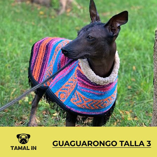 Guaguarongo Con Borrega - Talla 3