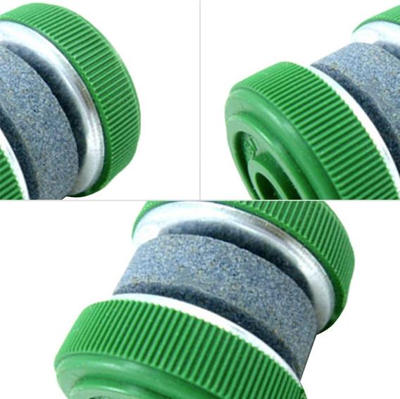 Afilador De Cuchillo Set X2 Piedra Tijera Grande