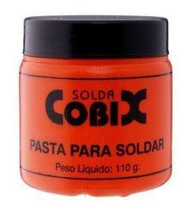 Pasta De Soldar Cobix Pote 110 Gramas