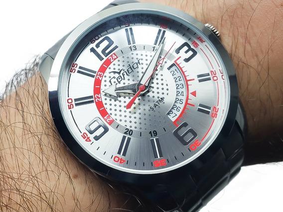 Relógio Analógico Masculino Condor Co2115vc/3k Garantia