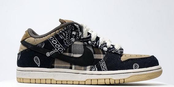 Zapatillas Nike Sb Dunk X Travis Scott