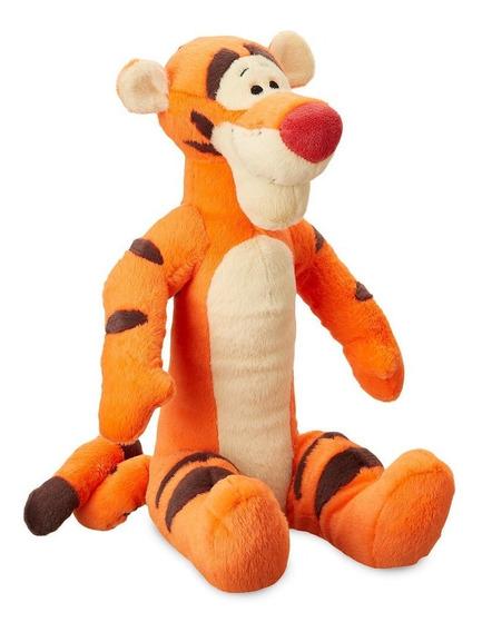 Tigrão Pelucia Disney 40 Cm Ursinho Pooh Original Disney