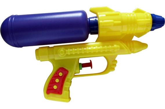 Pistola De Agua Juguete Juego Niños Carnaval Water Gun Nuevo