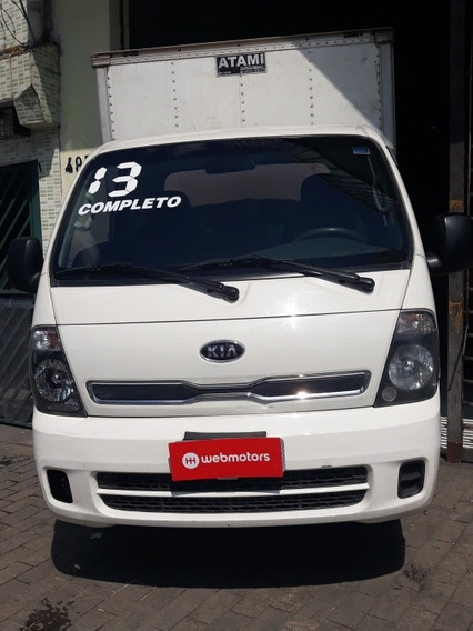 Kia Bongo 2.5 Std 4x2 Rs Turbo Baú 2p