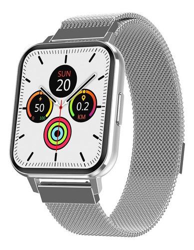 Reloj Inteligente Smartwatch Dt X Metal Grey