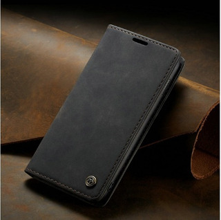 Capa Samsung Galaxy S10 Plus Cores Couro Aveludada Luxuosa