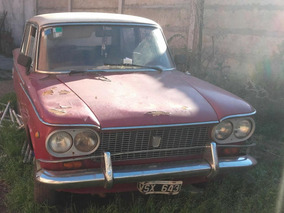 Fiat 1500, Año 1965, Muy Bueno Con Manual