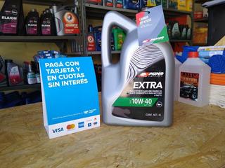 Aceite Puma Extra 10w40 Semi-sintetico 4l