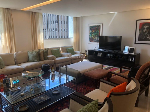 Apartamento Na Bela Vista, A 2 Quadras Da Av. Paulista E Da Estação Do Metrô Brigadeiro - Pj53185