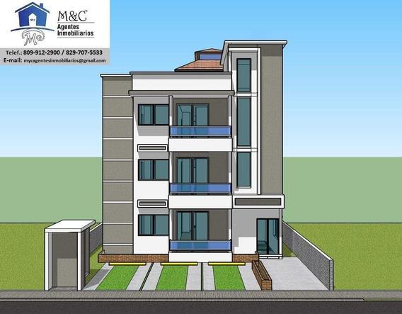 Hermosos Apartamentos En Canastica, Urb. El Edén. Km.3.5