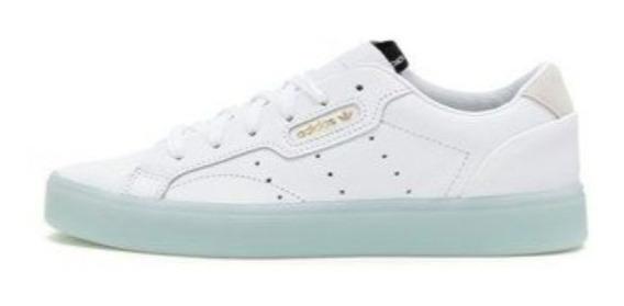 Tênis adidas Originals Sleek W Branco Feminino