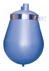 Depósito De Vácuo Plástico Aéreo De 40 Litros
