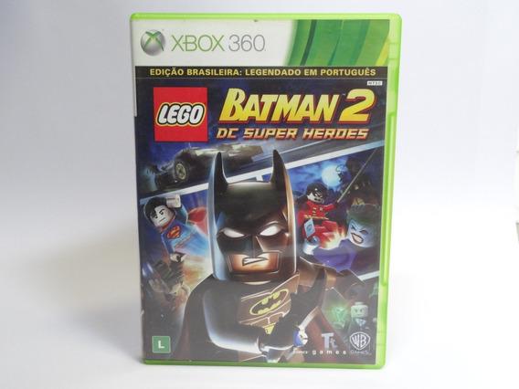 Lego Batman 2 Dc Super Heroes Xbox 360 Usado