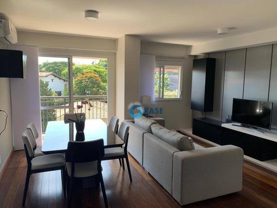 Apartamento Duplex Com 1 Dormitório À Venda, 123 M² Por R$ 850.000,00 - Jardim Leonor - São Paulo/sp - Ad0011
