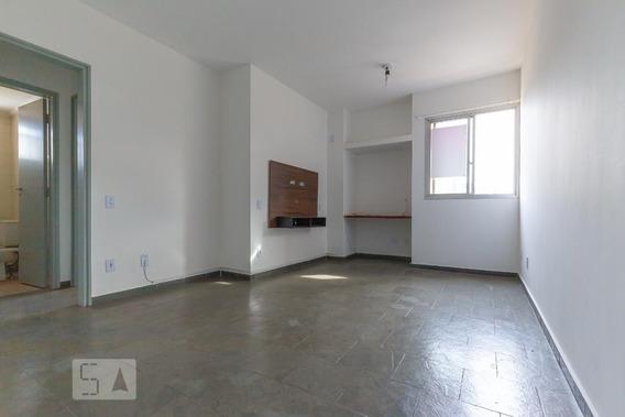 Apartamento No 11º Andar Com 1 Dormitório E 1 Garagem - Id: 892985728 - 285728