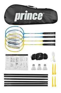 Set De Badminton Prince Strike 4 Player