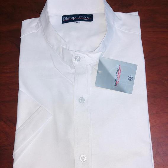Ropa Camisas Hombre P.m. Elegante Y Floreadas