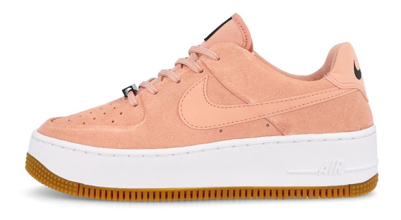 Nike Mujer Air Force 1 Sage Low
