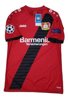 Jersey Bayer Leverkusen 16/17 Visita M Jugador
